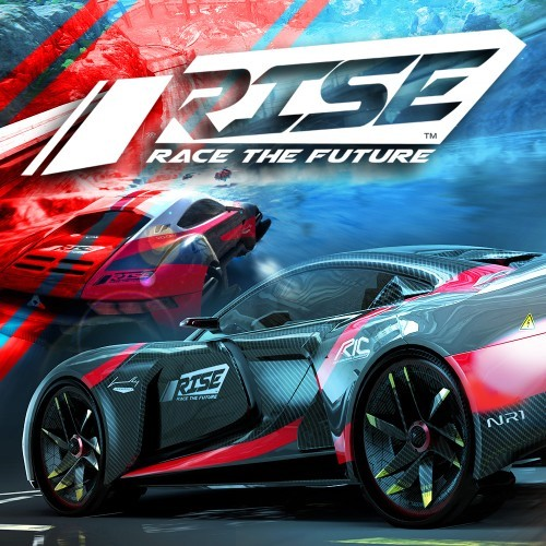 Jaquette de RISE : Race The Future