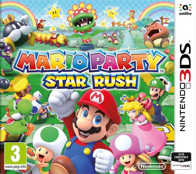 mario party star rush d barque sur 3ds g n ration nintendo. Black Bedroom Furniture Sets. Home Design Ideas