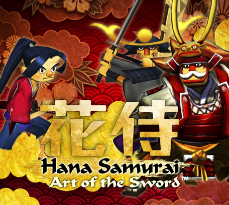 Jaquette de Hana Samurai : Art of the Sword