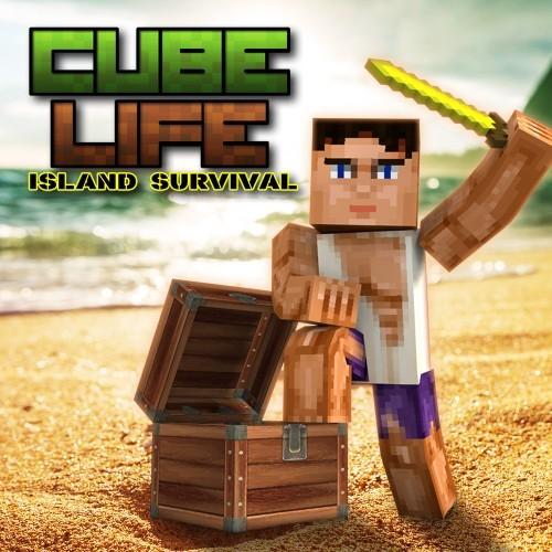 cube life island survival hd switch g n ration nintendo. Black Bedroom Furniture Sets. Home Design Ideas