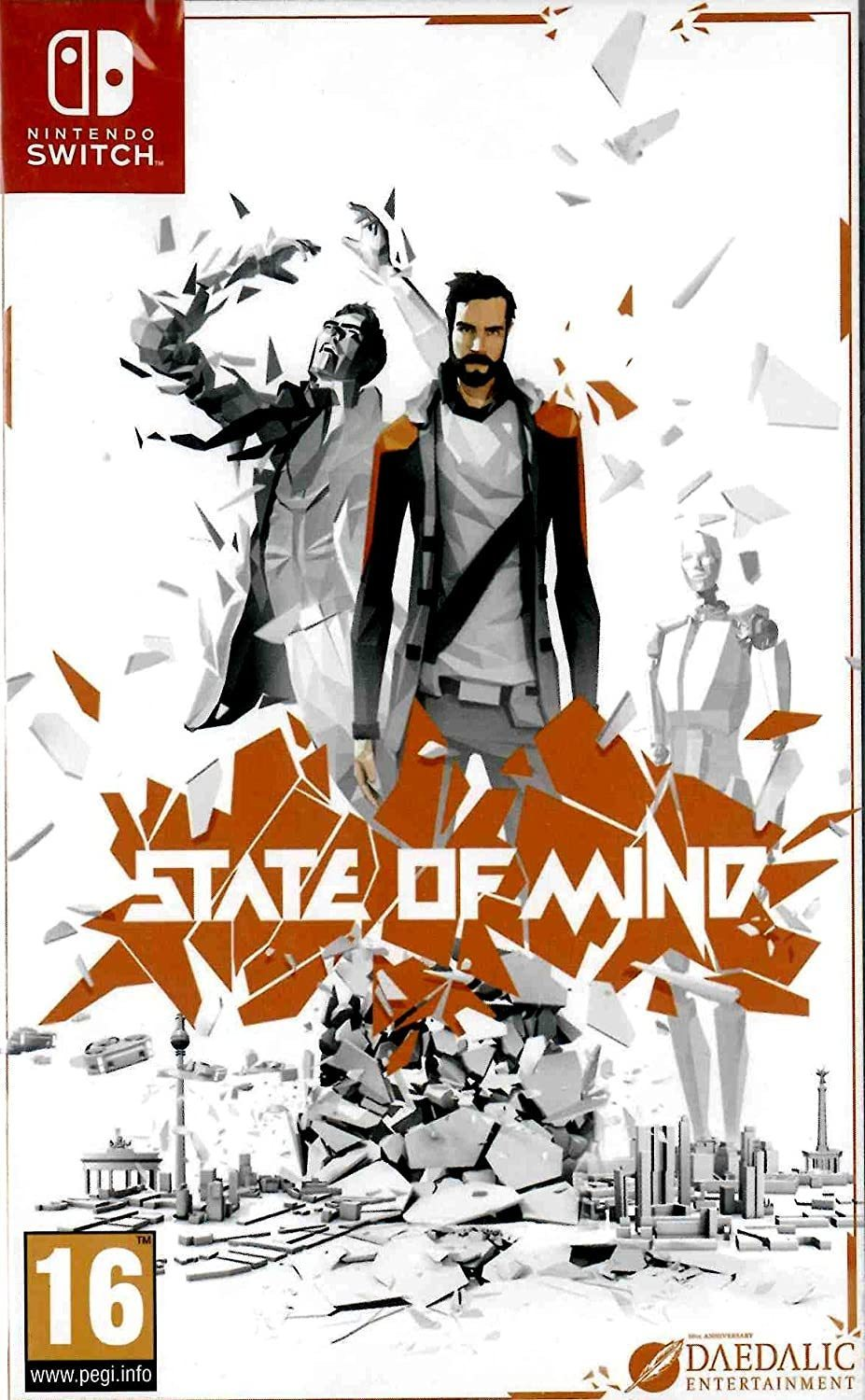 Jaquette de State of Mind
