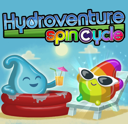 Jaquette de Hydroventure : Spin Cycle