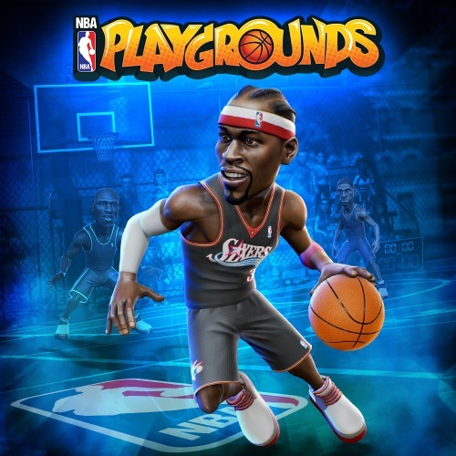 Jaquette de NBA Playgrounds