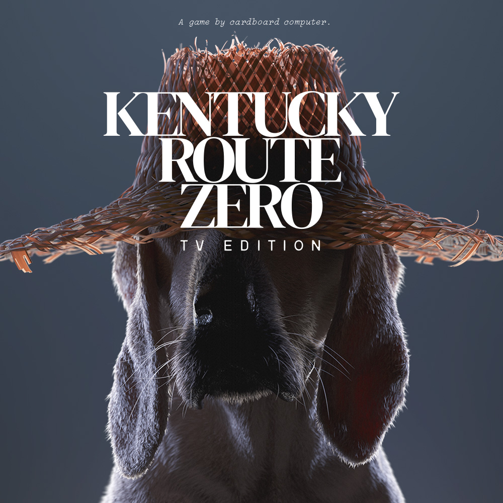 Jaquette de Kentucky Route Zero : TV Edition