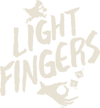 Jaquette de Light Fingers