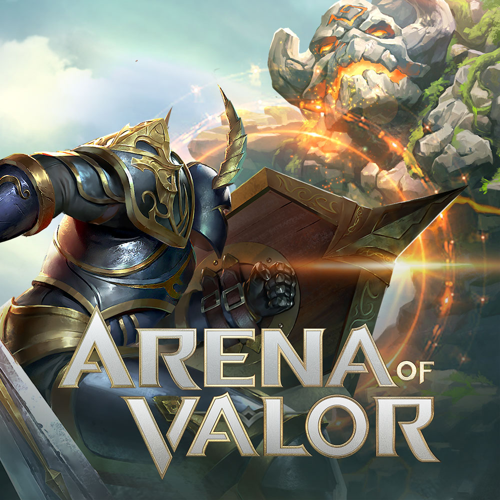 Jaquette de Arena of Valor