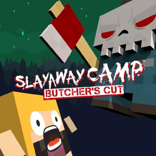 Jaquette de Slayaway Camp : Butcher's Cut