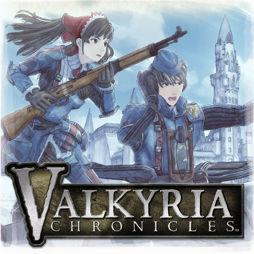 Jaquette de Valkyria Chronicles