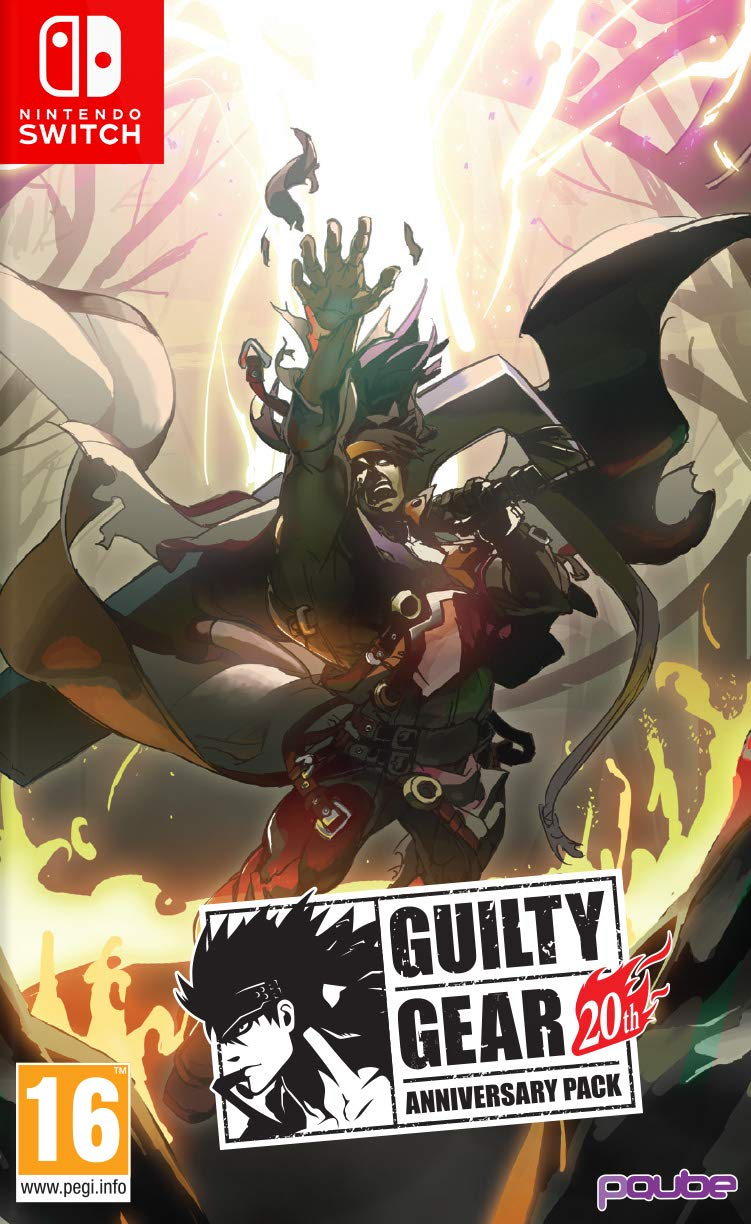 Jaquette de Guilty Gear XX : Accent Core Plus R