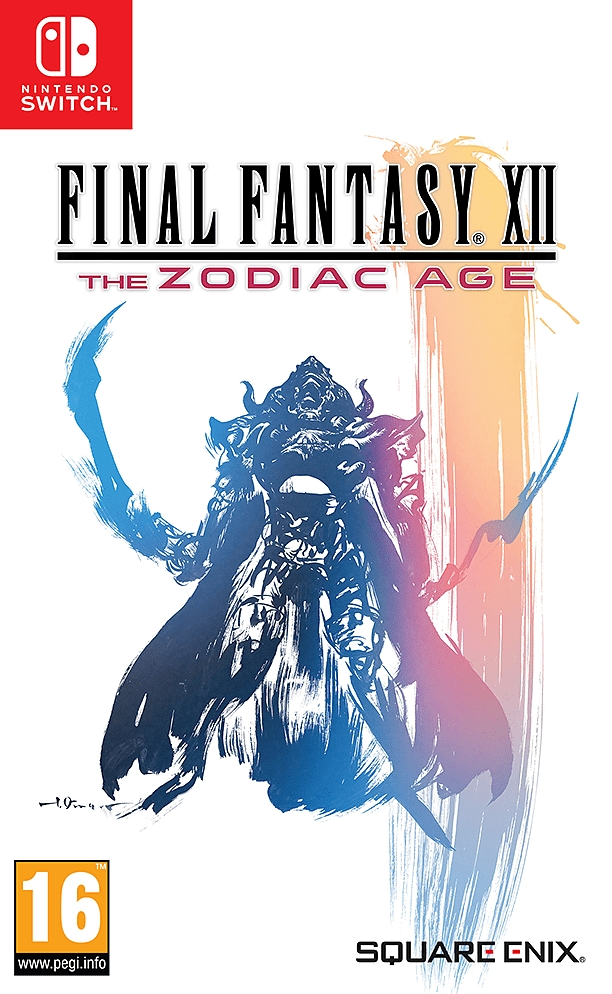 Jaquette de Final Fantasy XII: The Zodiac Age