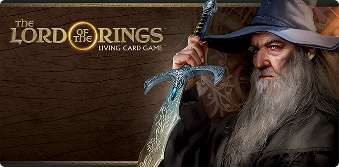 Jaquette de The Lord of the Rings: Living Card Game