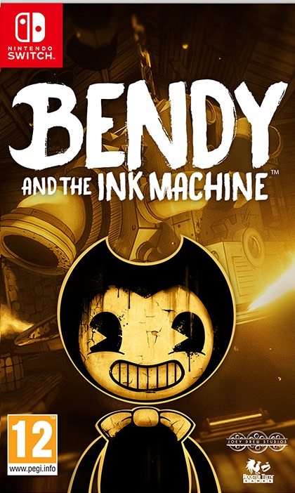 Jaquette de Bendy and the Ink Machine
