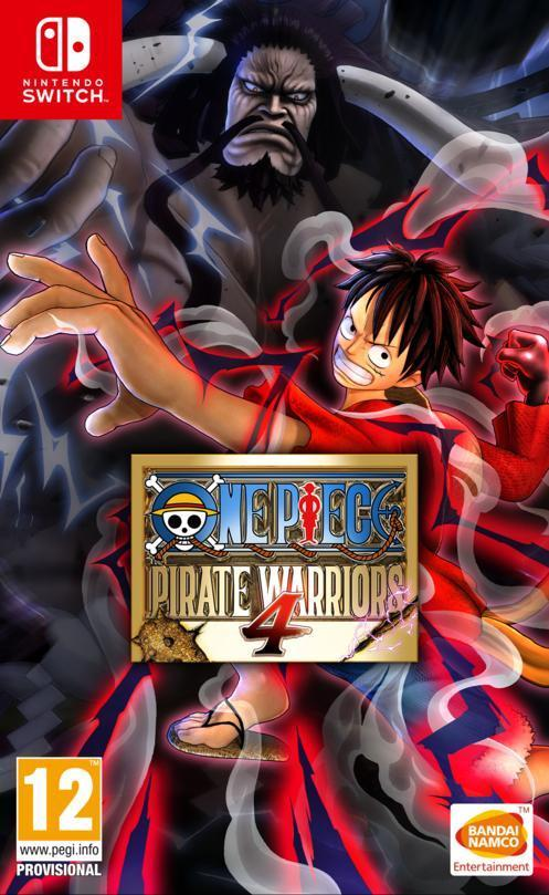 Jaquette de One Piece: Pirate Warriors 4