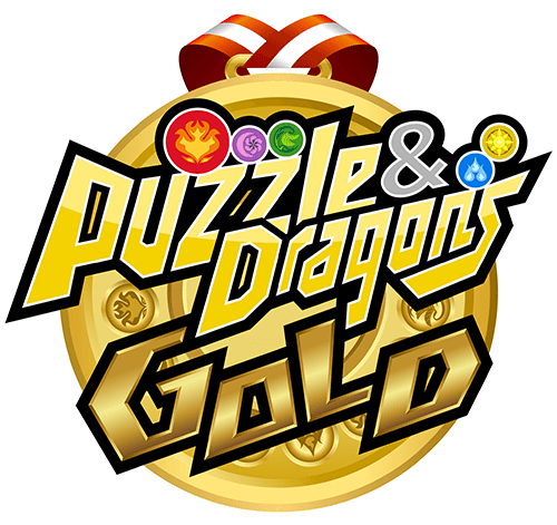 Jaquette de Puzzle & Dragons GOLD