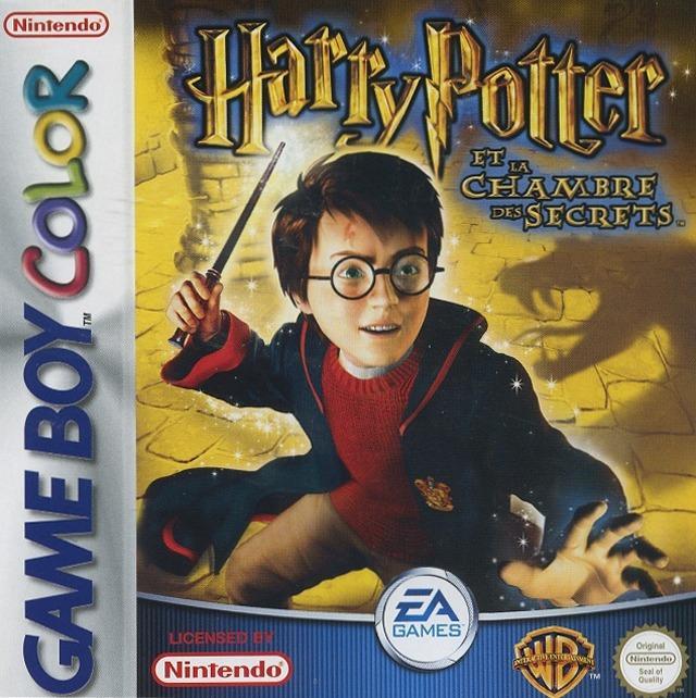 Harry potter et la chambre des secrets game boy 2002 - Fiche de lecture harry potter et la chambre des secrets ...