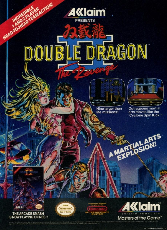 play double dragon arcade