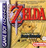 The Legend of Zelda : A Link to the Past / Four Swords