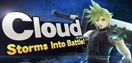 Cloud Strife rejoint le casting de Super Smash Bros.