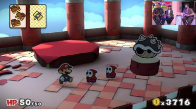 Paper Mario : Color Splash se montre à l