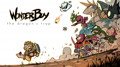 Le remake de Wonder Boy: The Dragon