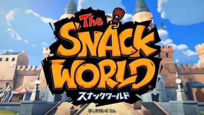 Un an après, revoici The Snack World !