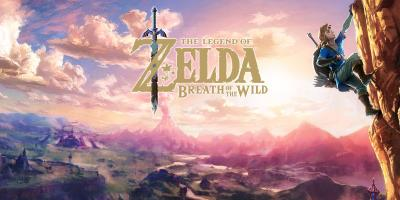 Zelda : Breath of the Wild présent aux The Game Awards