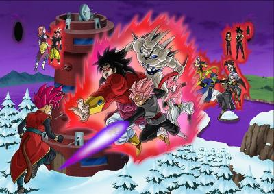 Dragon Ball Heroes : Ultimate Mission X annoncé pour 3DS