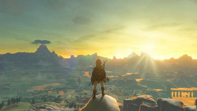 Les doublages et les comparatifs de Zelda Breath of the Wild
