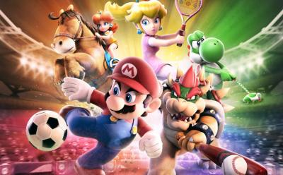 Mario Sports Superstars et Tank Troopers datés