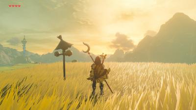 Un patch pour soigner Breath of the Wild