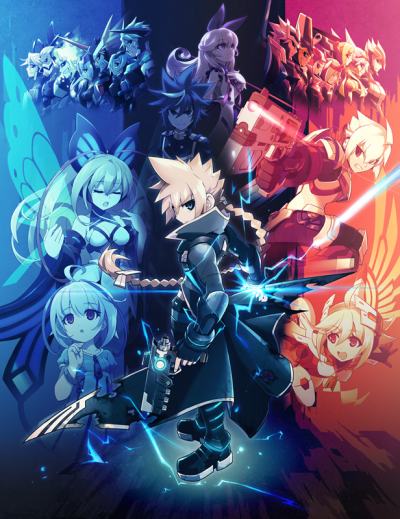 Azure Striker Gunvolt de retour sur Switch