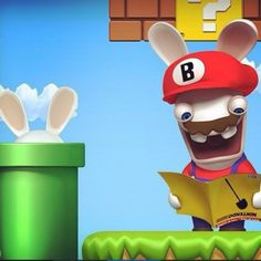 Mario + Rabbids : Kingdom Battle a fuité !