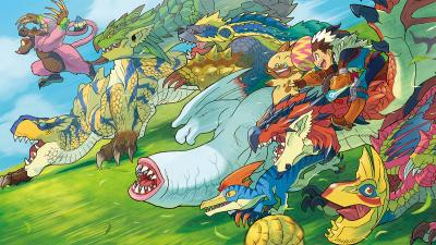 Monster Hunter Stories se date en Europe