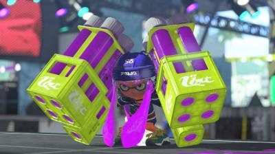 La technique de Splatoon 2