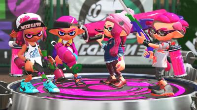 Splatoon 2 passe en version 1.1.2