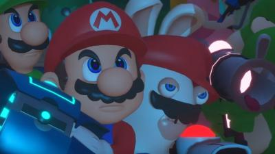 Trailer en chanson pour Mario + Rabbids Kingdom Battle