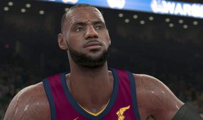 NBA 2K18 sort le grand jeu
