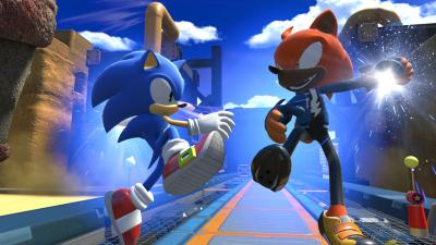 Sonic Forces inaugure son Tag-Mode
