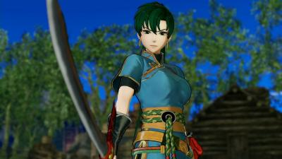 Lyn rejoint le casting de Fire Emblem Warriors