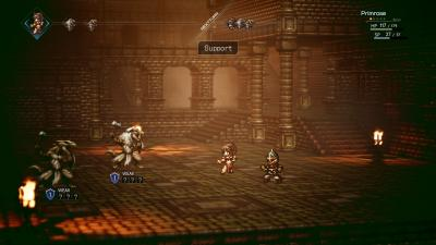 Project Octopath Traveler s