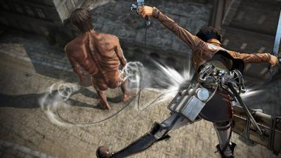 Attack on Titan 2 fera ravage à nouveau sur Switch