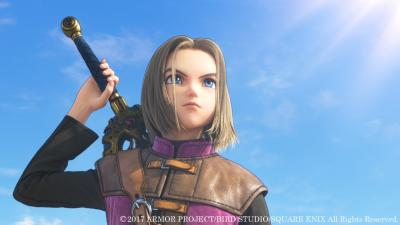 Dragon Quest XI Switch sous Unreal Engine 4