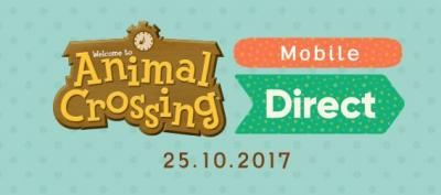 Un Animal Crossing Direct annoncé pour le 25 octobre !