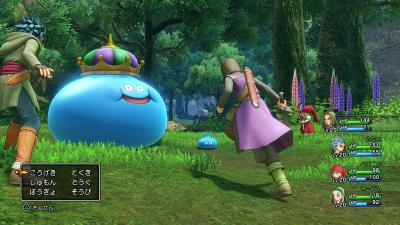 Dragon Quest XI en Europe sur Switch mais pas sur 3DS