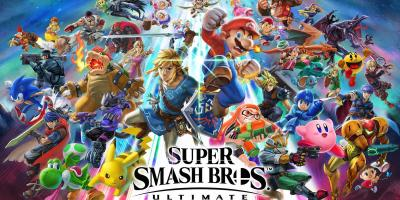 Super Smash Bros. Ultimate se dévoile sur Switch