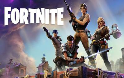 Le phénomène Fortnite drop sur Nintendo Switch