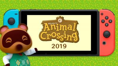 Animal Crossing fait son grand retour en 2019