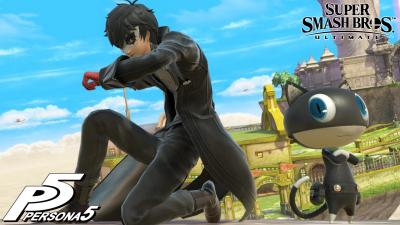 Joker et la version 3.0 dans Smash Bros Ultimate le 18 avril