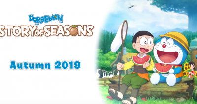 Doraemon : Story of Seasons débarque en occident !