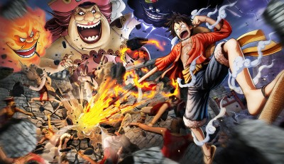One Piece: Pirate Warriors 4 débarque en 2020